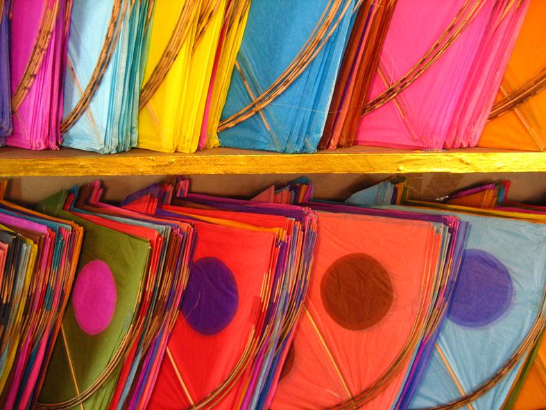 Kites shop