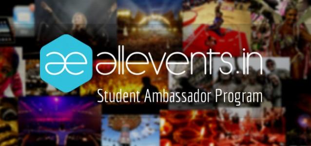 Student Ambassador Programe