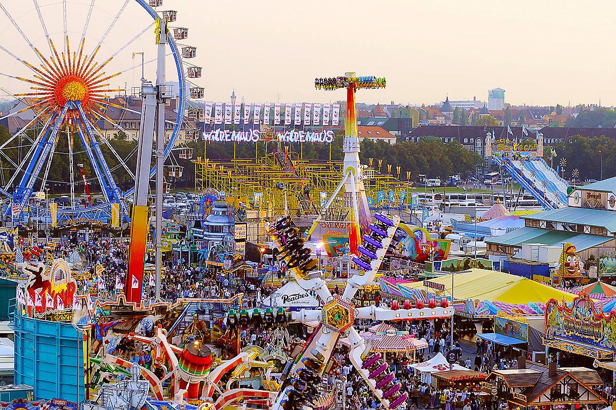 Oktoberfest The People S Fair